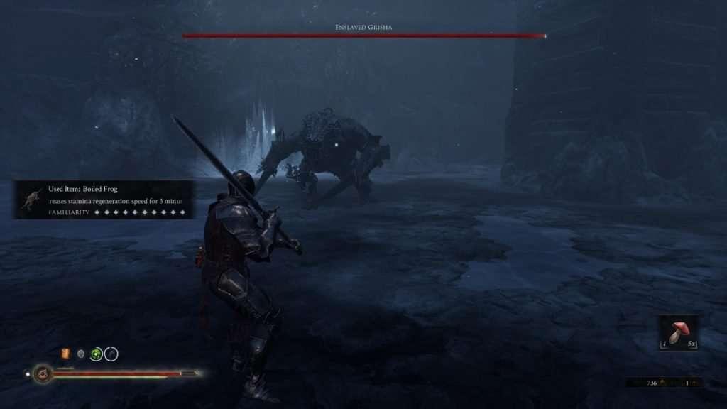 Mortal Shell Enslaved Grisha