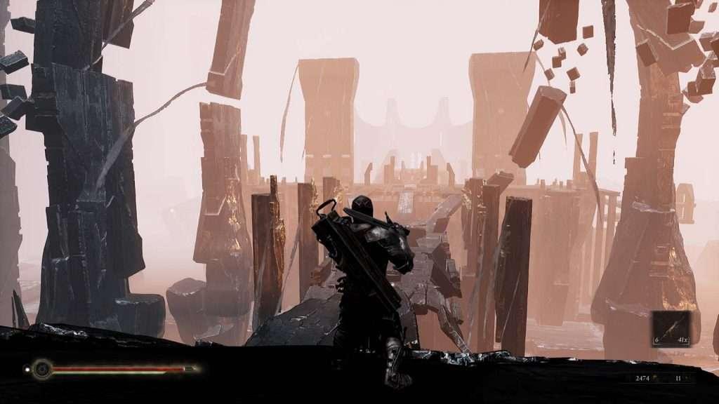 Mortal Shell Maze Temple
