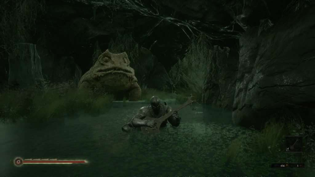 Mortal Shell Giant Toad