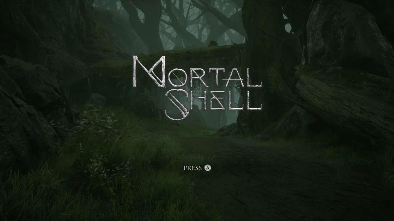 Mortal Shell Title
