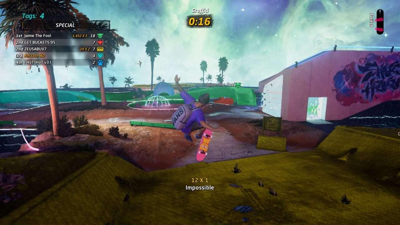 THPS 1 + 2 Online Multiplayer