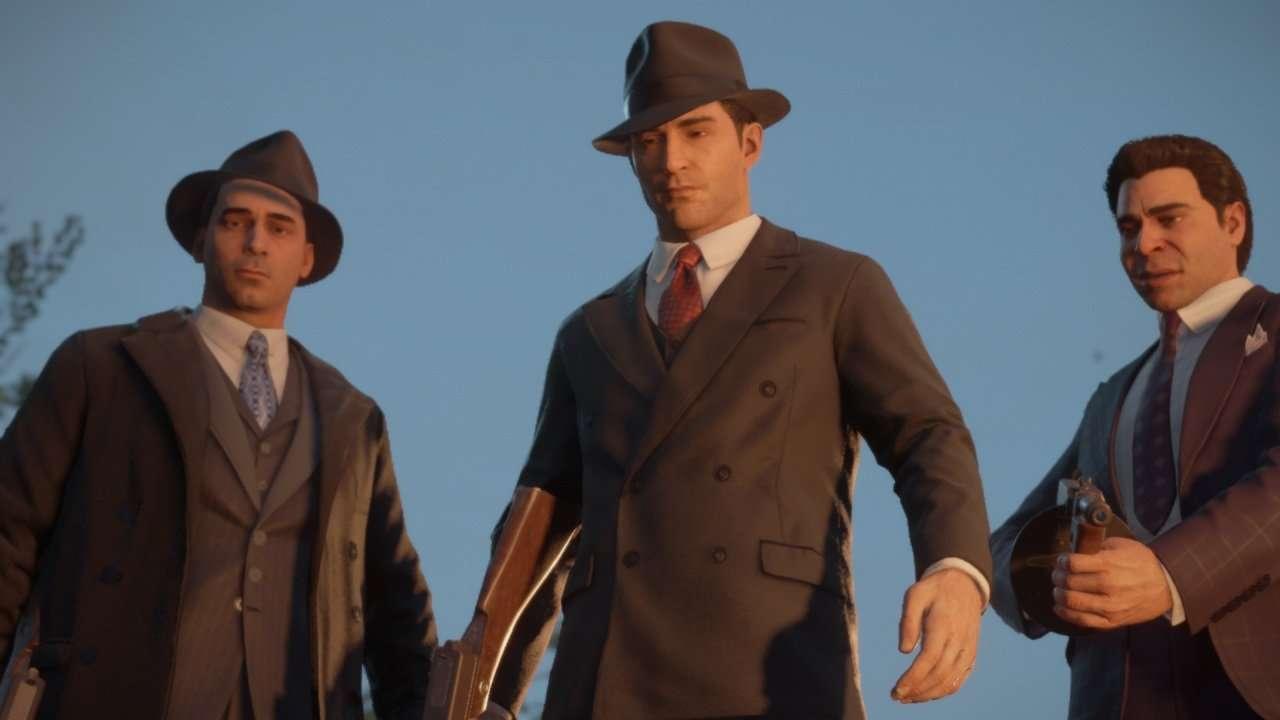 Mafia Main Characters