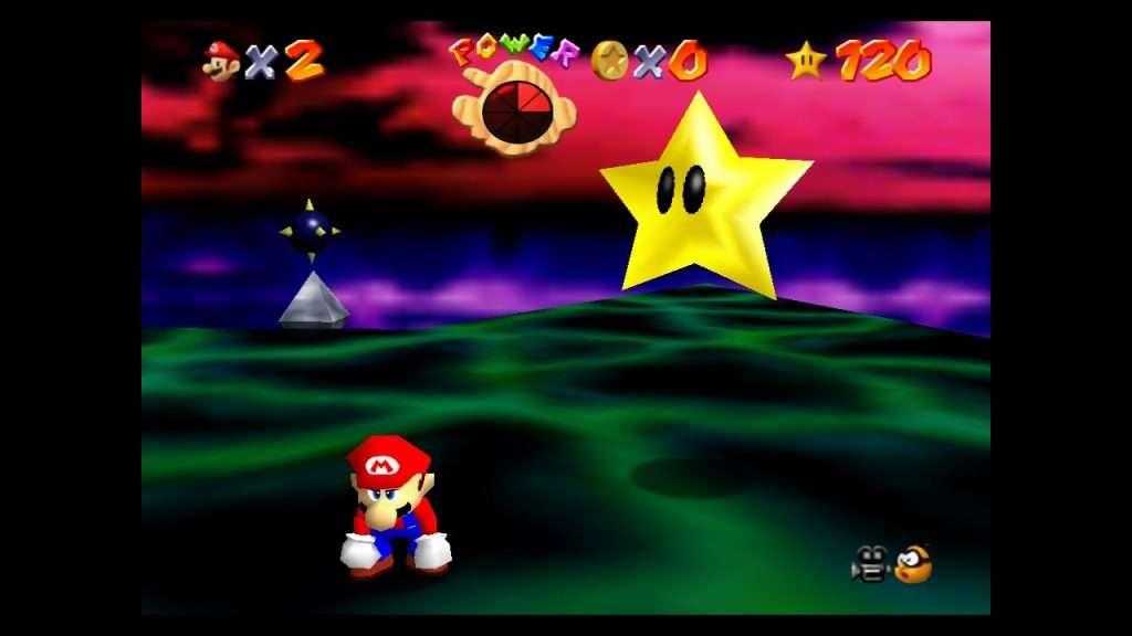 Super Mario 64 120 Stars