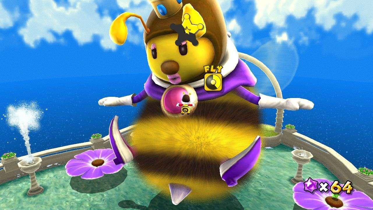 Super Mario Galaxy Bee Queen