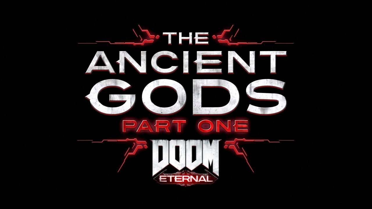The Ancient Gods Part One Title Screen