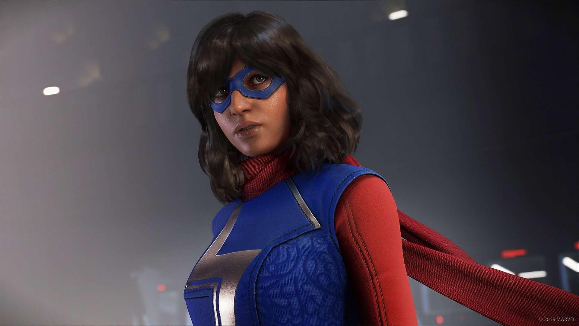 Miss America in Marvel's Avengers