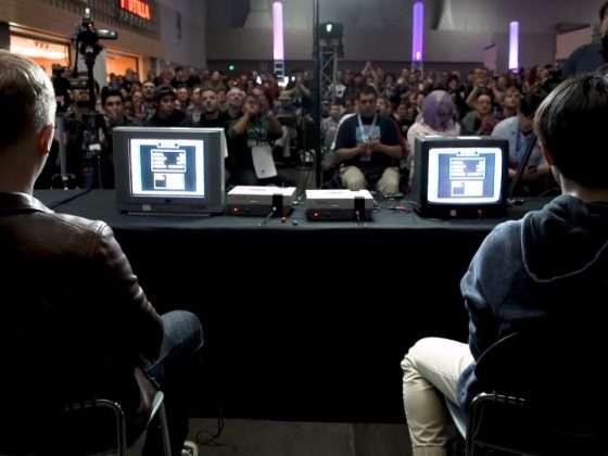 Classic Tetris World Championship 2018 Finals
