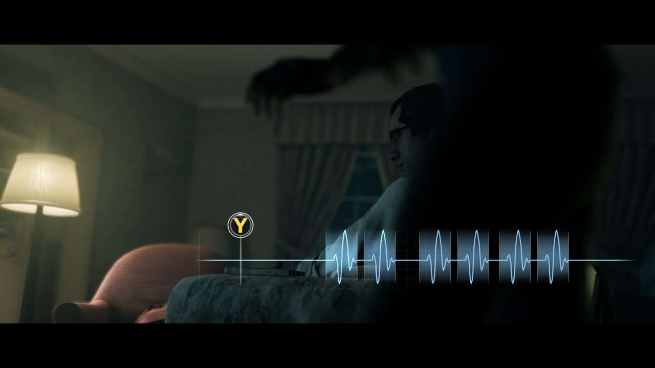 Dark Pictures Heartbeat Minigame