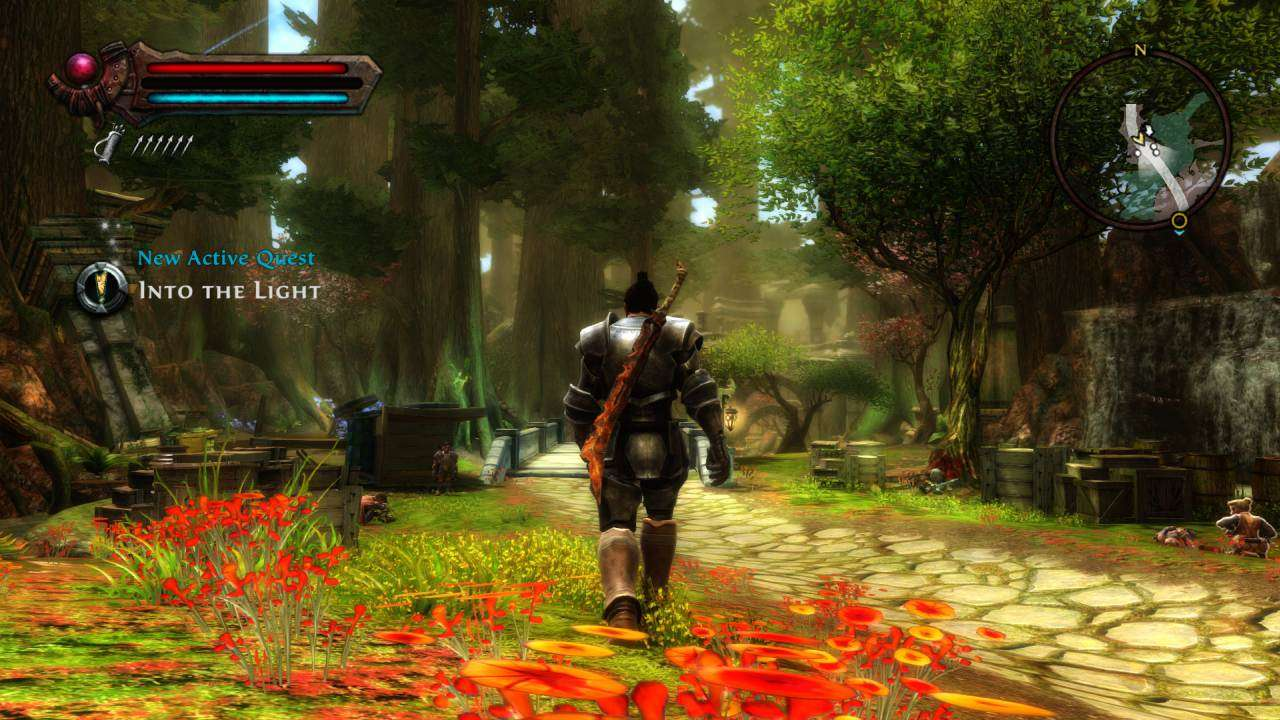 Kingdoms of Amalur First Steps