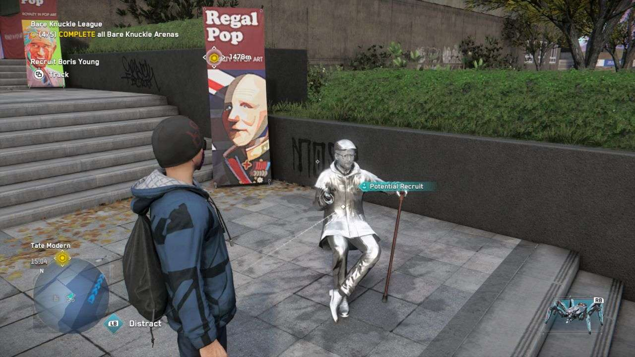 Watch Dogs Legion Mime