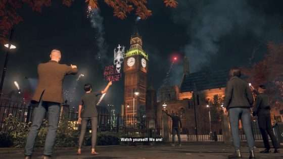 Watch Dogs Legion Liberation