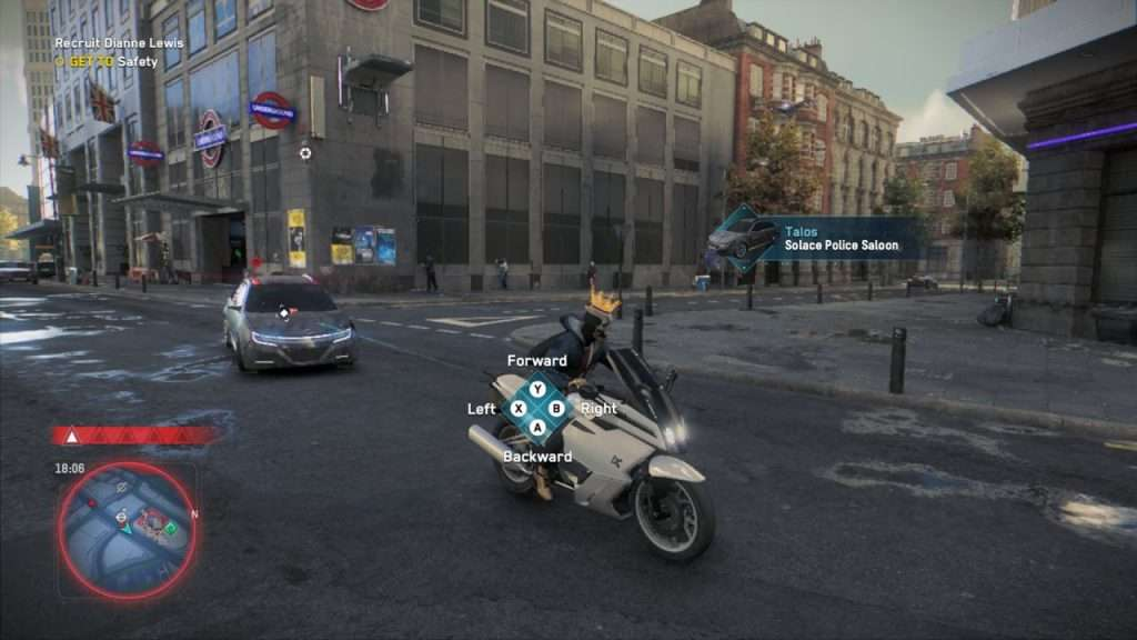 Watch Dogs Legion Police Chase
