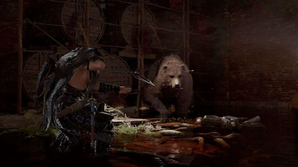 Assassin's Creed Valhalla Legendary Bear