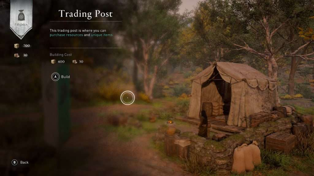 AC Valhalla Trading Post