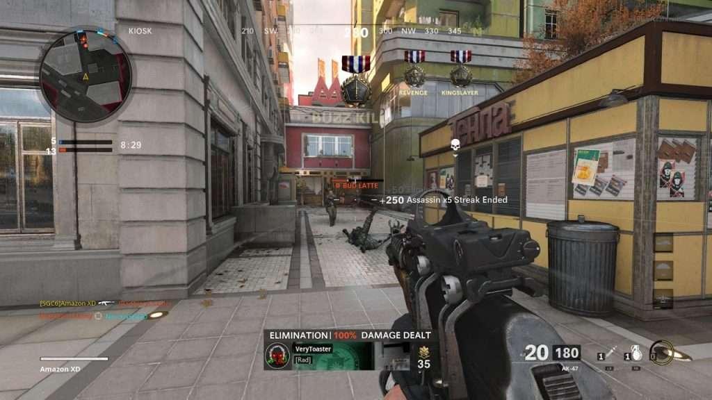 Black Ops Cold War Multiplayer
