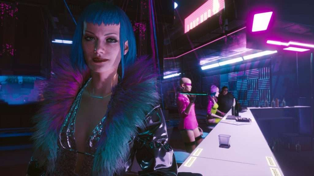 Cyberpunk 2077 Eve