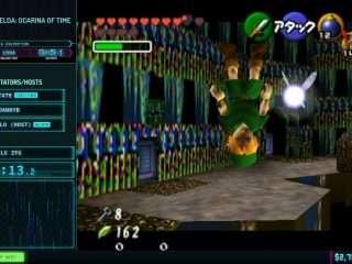 Zelda Ocarina of Time Glitch at AGDQ 2021