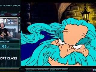 Zelda Wand of Gamelon AGDQ 2021