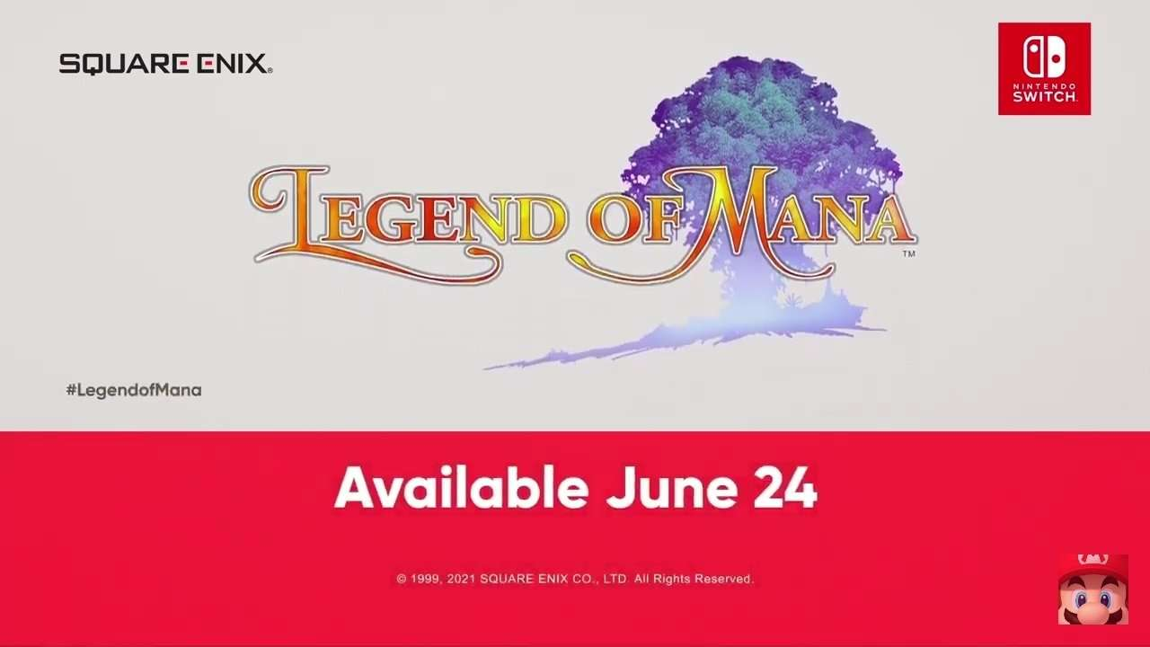 Legend of Mana Remastered
