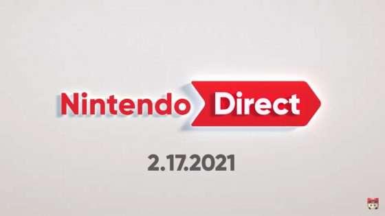 February NIntendo Direct