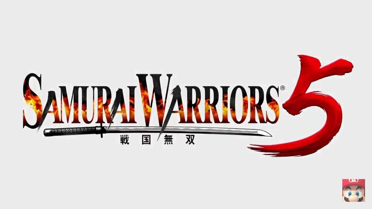 Samura Warriors 5 Logo