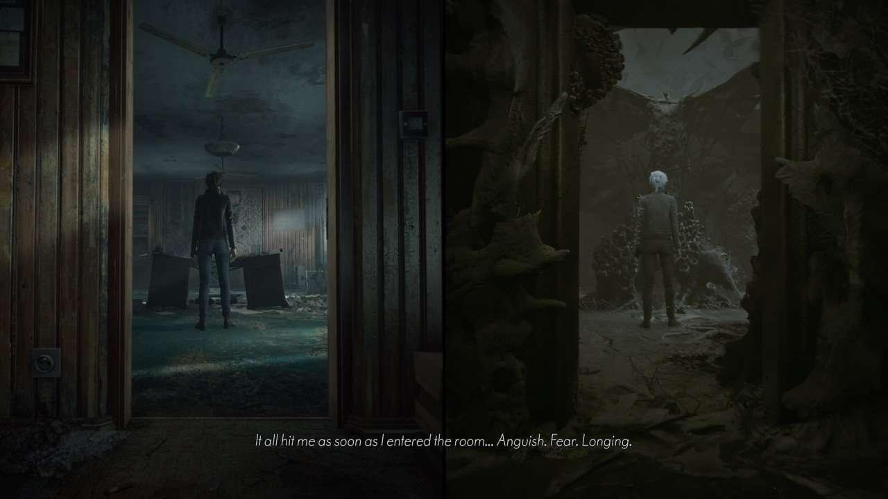 Dual-Reality Gameplay The Medium