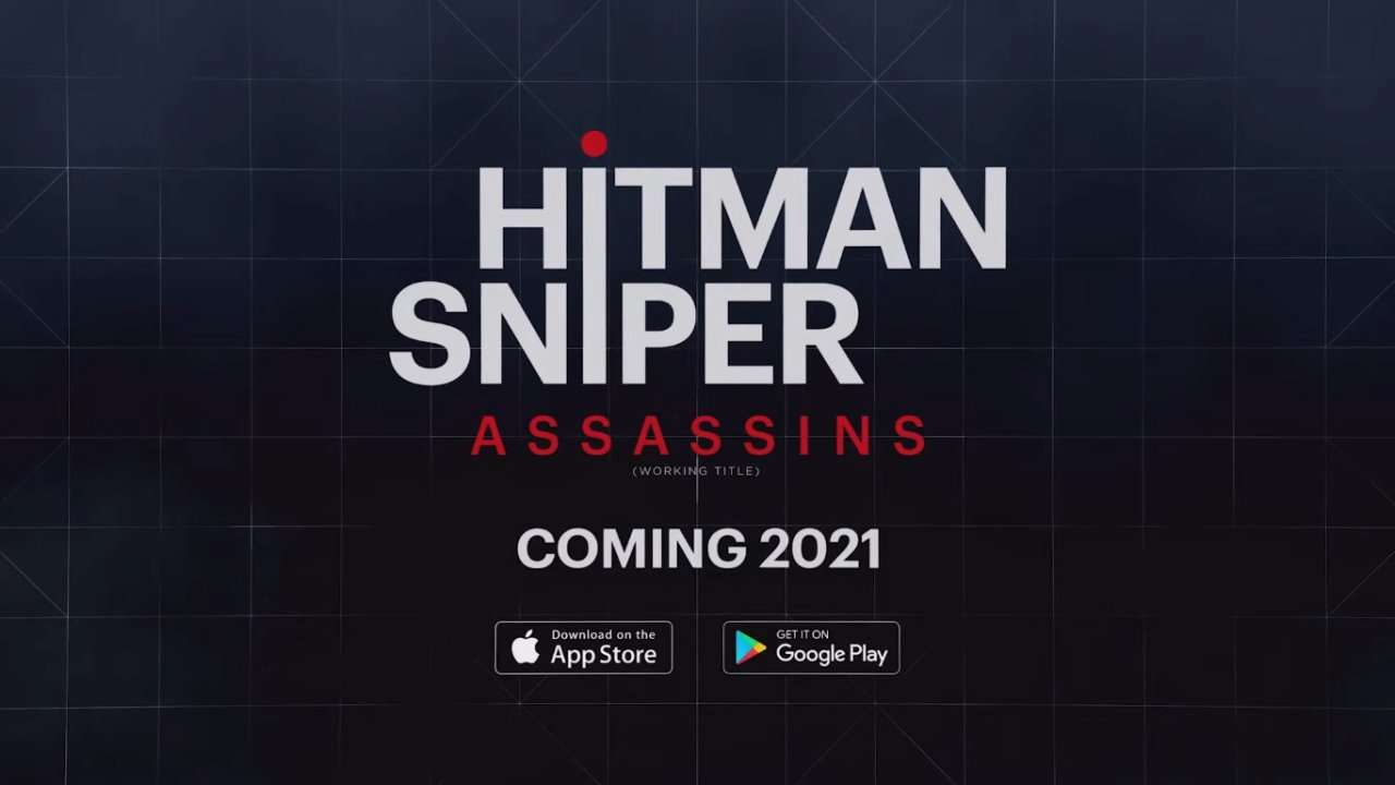 Hitman Sniper Assassins Title