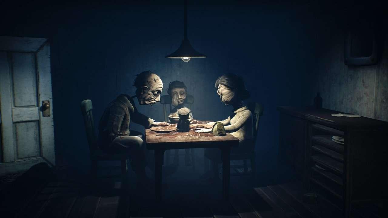 Little Nightmares 2 Family Dinner