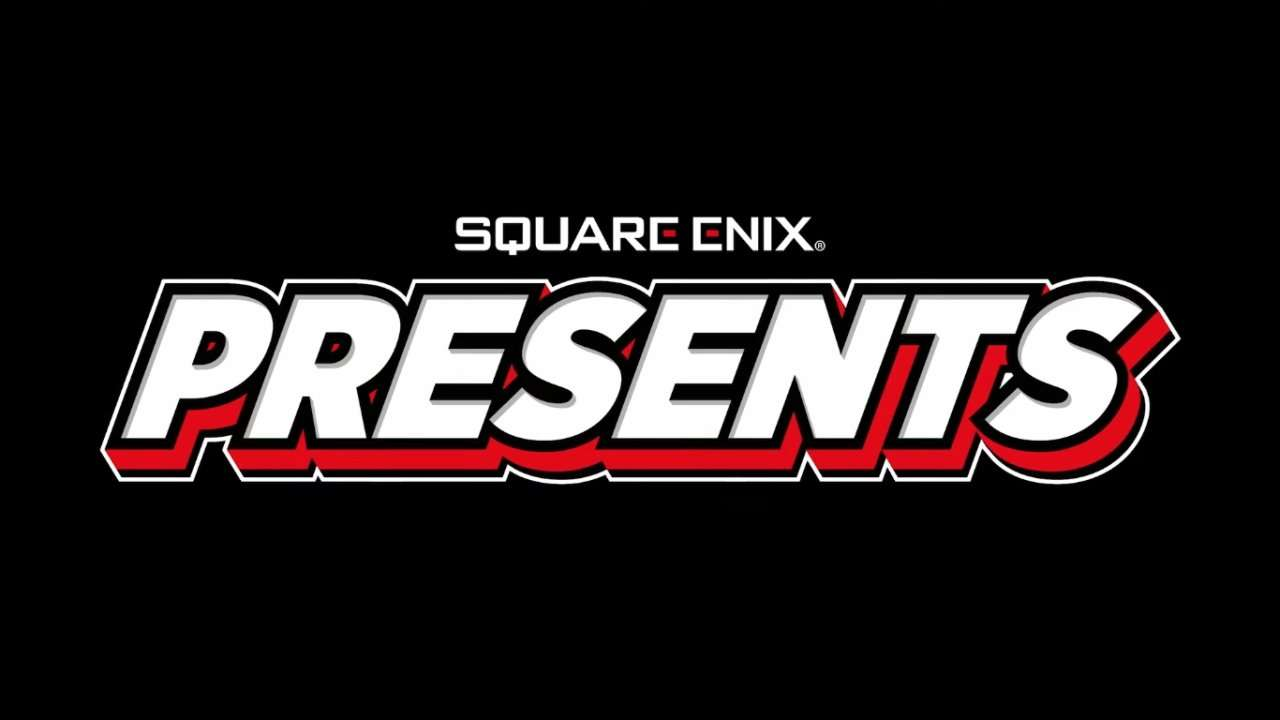 Square Enix Presents Logo