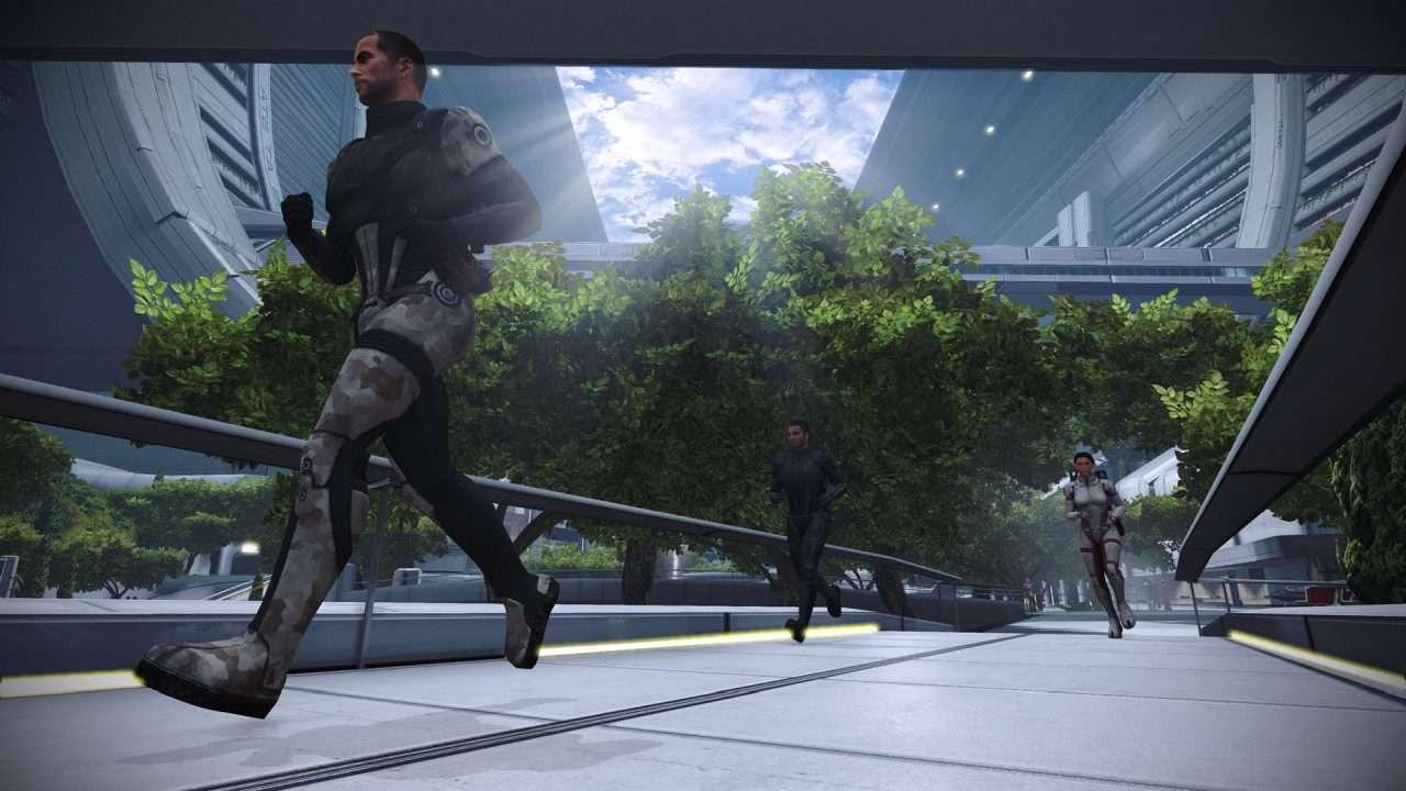 Mass Effect 1 Citadel