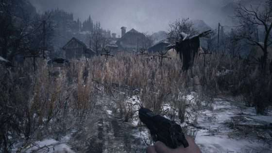 Resident Evil Village Field
