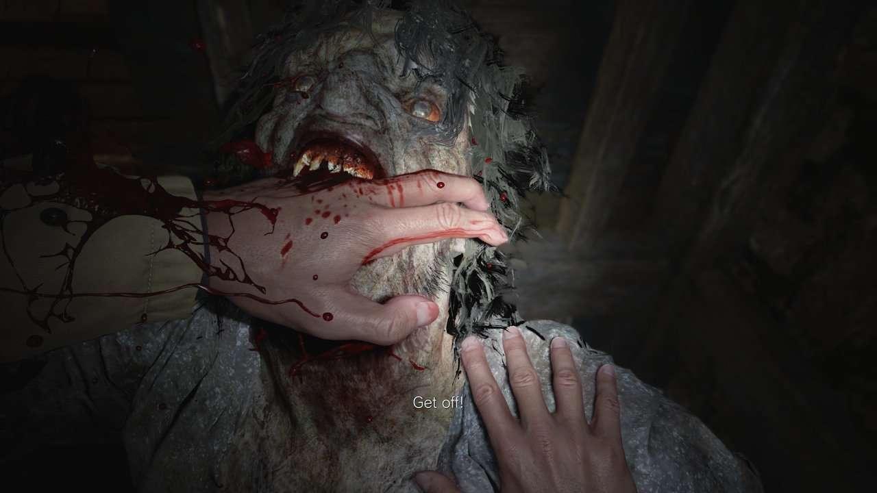 Resident Evil Village Lycan Attack