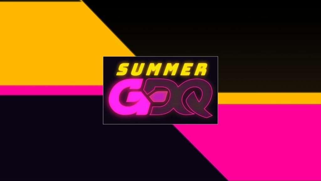 SGDQ 2021 Logo