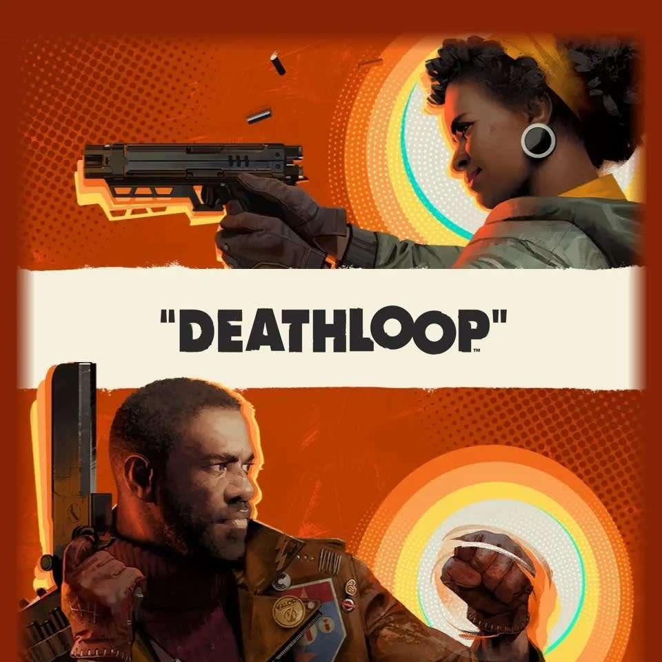 Deathloop Cover Art